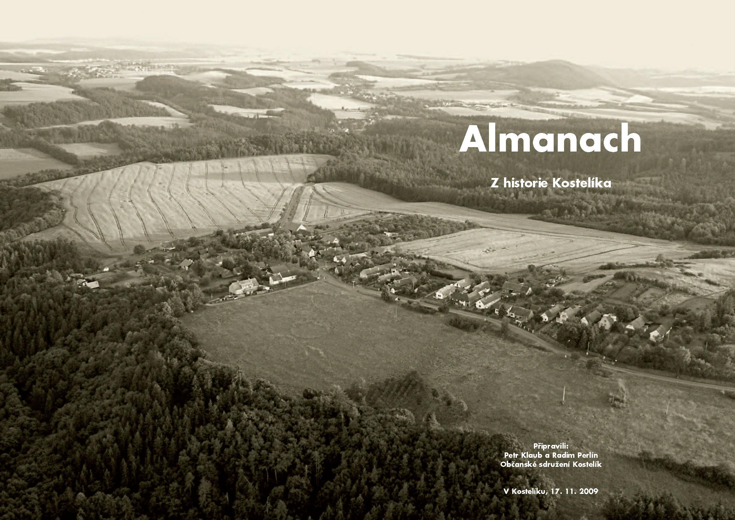 kostelik-almanach-obalka