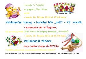 Velikonoční zábava a turnaj v prší_A4