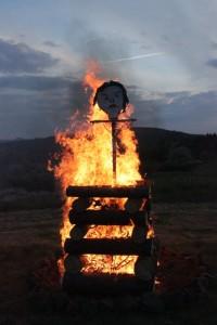 Hoříme