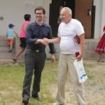 Petr Čech a Roman Hartl