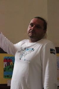 Potápěč Luděk Slach