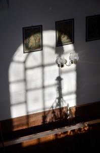 Sluníčko v kapli