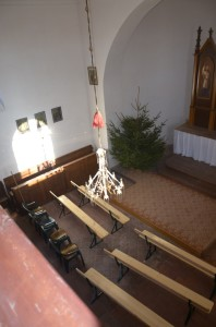 Připravená kaple