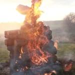 Čarodějnice v plameni